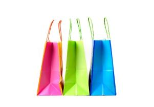 bags 3 white