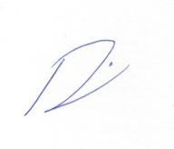 Brian Signature Scan